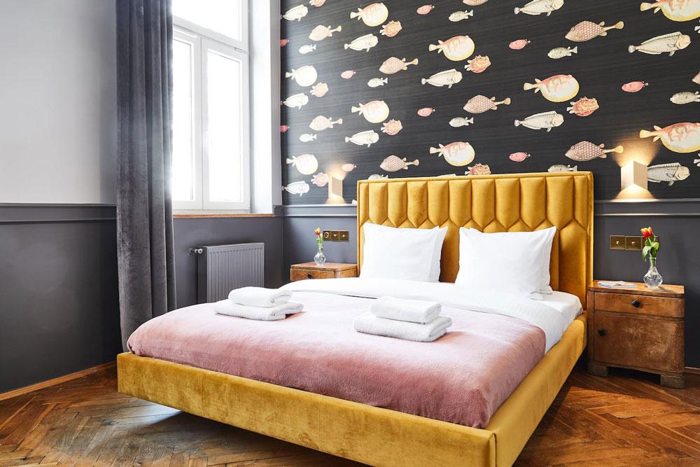 Airbnb à Cracovie : Appartement luxueux à louer.