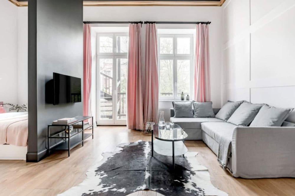 Airbnb à Cracovie : Bel appartement dans la Vieille Ville.