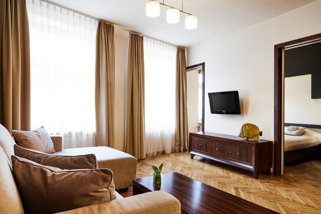 Krakow for you, appartement en location courte durée à Cracovie.