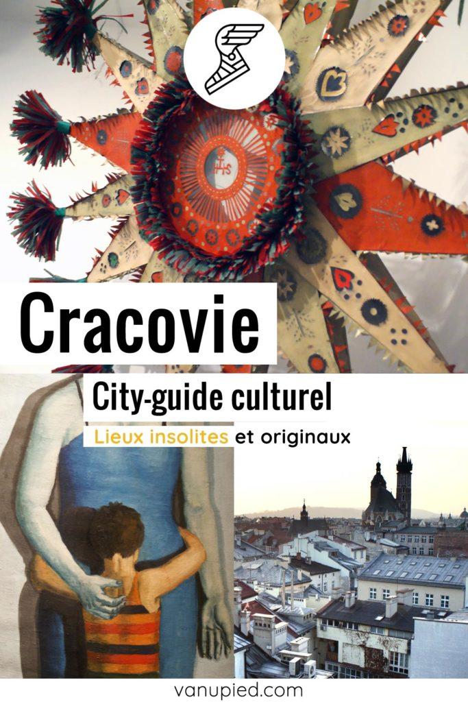 City-guide culturel pour visiter Cracovie