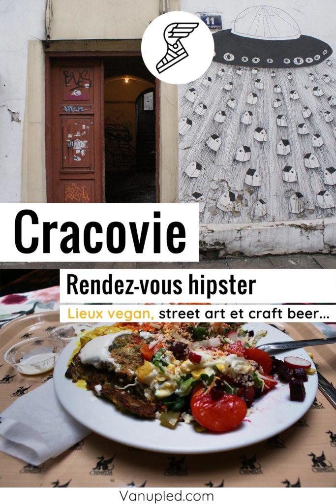 """Rendez-vous """"hipster"""" à Cracovie"""