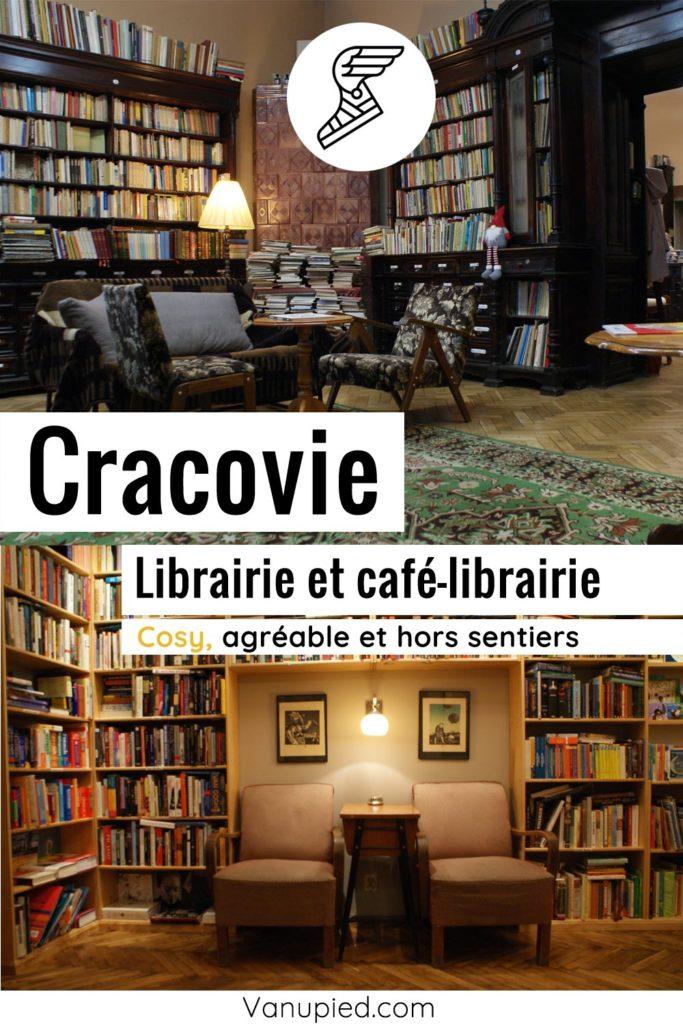 Notre sélection de cafés-librairies à ne pas rater à Cracovie.