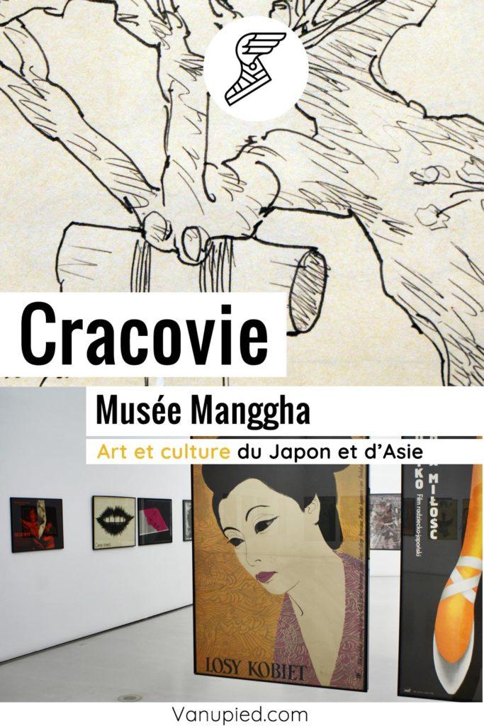 Musée Manggha à Cracovie, art et culture du Japon