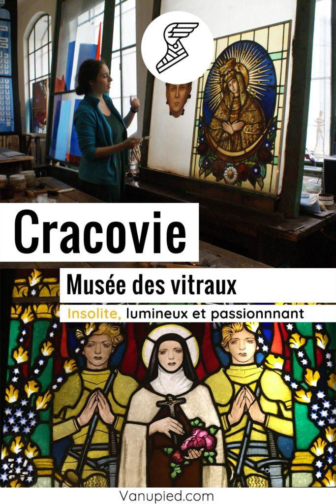 Musée des vitraux de Cracovie
