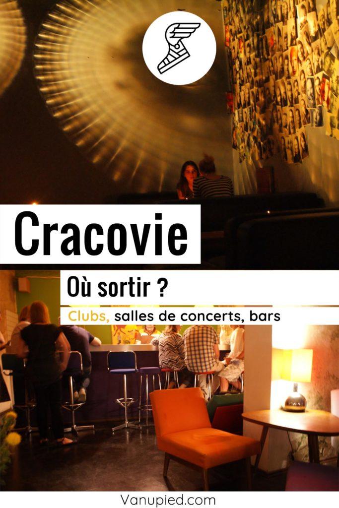 Où sortir à Cracovie ? Clubs, salles de concerts et bars