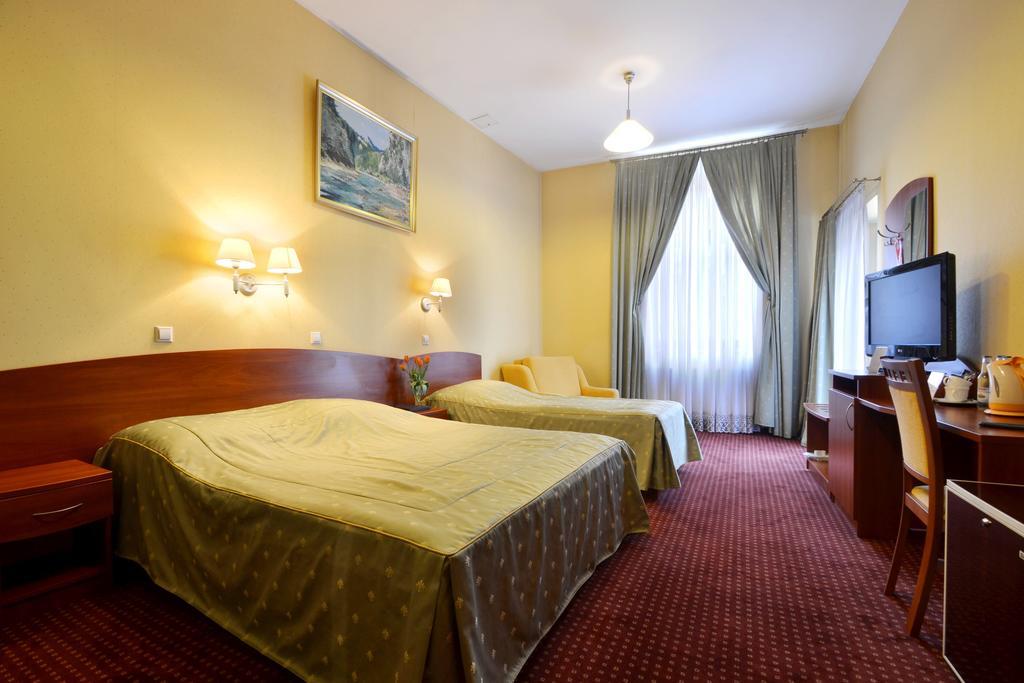 Hotel Kazimierz à Cracovie.
