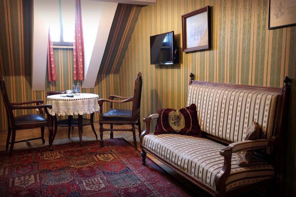 Hotel Klezmer Hois à Cracovie.