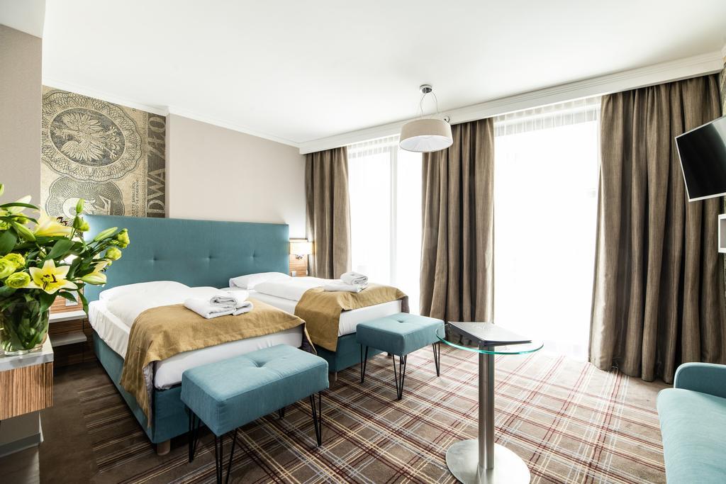 Hotel Perfect à Cracovie.