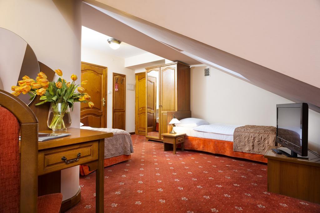 Hotel Regent à Cracovie.
