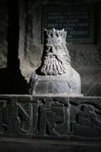 Wieliczka, incontournable mine de sel à Cracovie (Pologne)