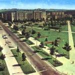 Nowa Huta, cité idéale communiste et quartier ouvrier à Cracovie