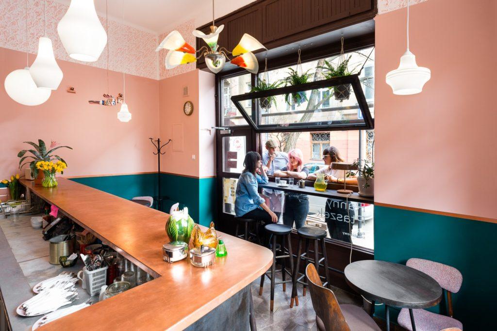 Café Ranny Ptaszek à Cracovie - Photo de Mateusz Torbus
