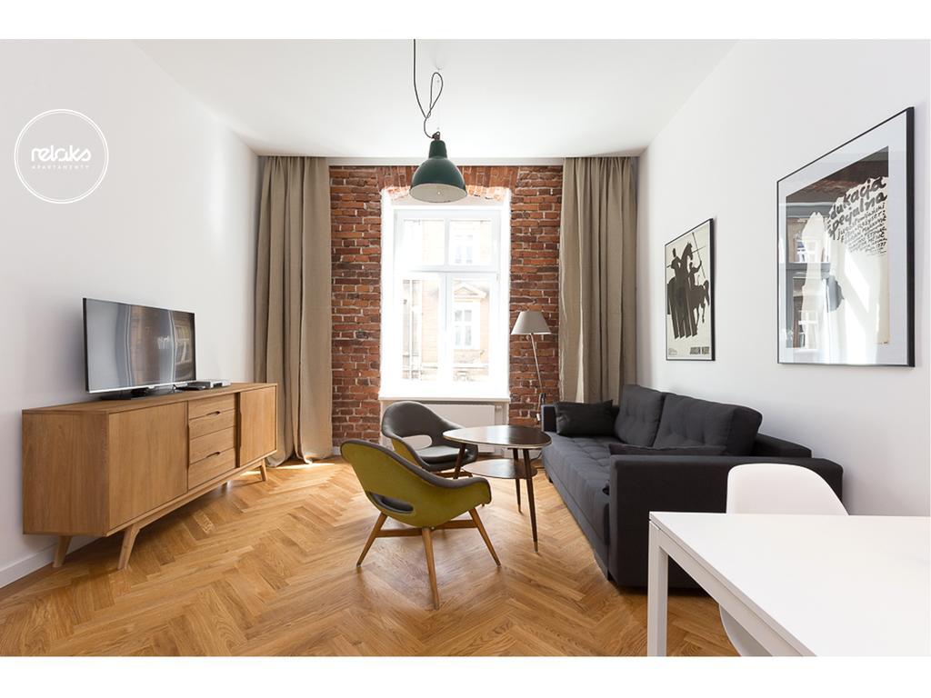 Relaks apartamenty : Adresse arty à Cracovie.