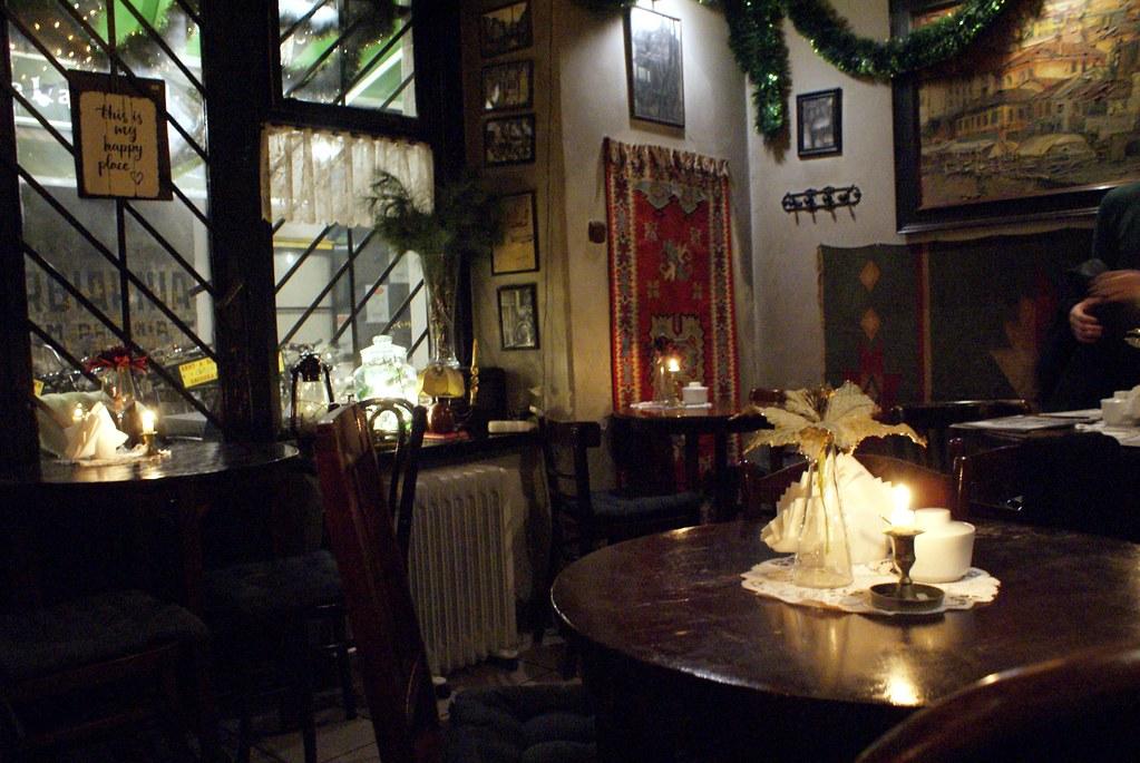 Zakatek, Café discret et retro à Cracovie [Vieille ville]