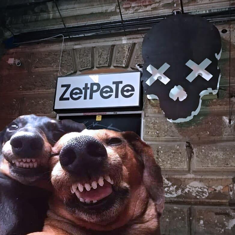 La rigolade à la salle de concert alternative de Zet Pe Te à Cracovie.