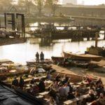 De Ceuvel à Amsterdam, café hippie et pépinières d'entreprises [Nord]