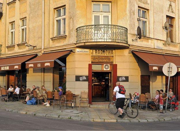 Drukarnia, bar et club de Jazz à Cracovie [Podgorze]