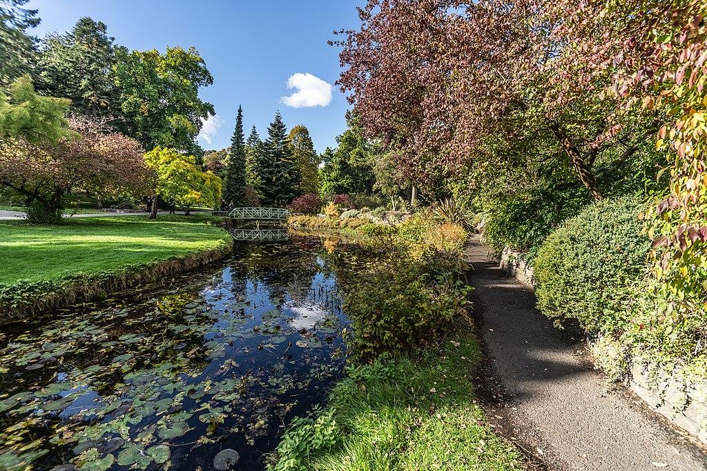 Dans le jardin botanique de Dublin - Photo de William Murphy