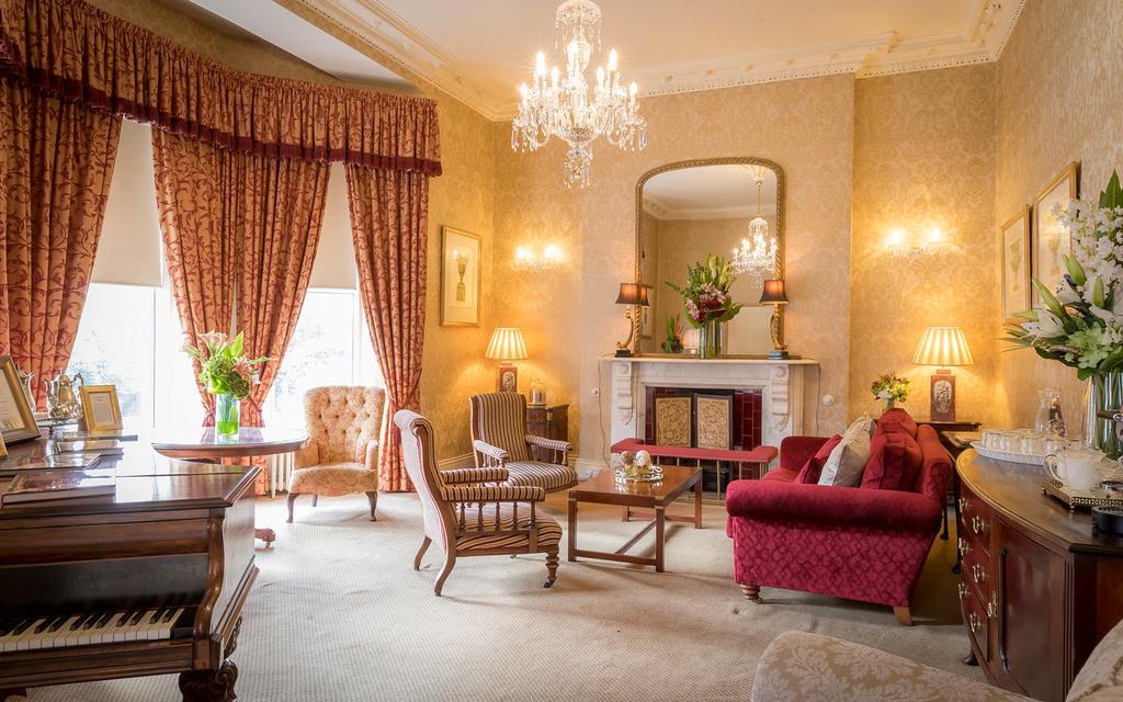 Ariel House à Dublin : Chambre d'hôtes au charme classique et cosy.
