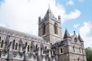 Christchurch, la 2e cathédrale anglicane de Dublin