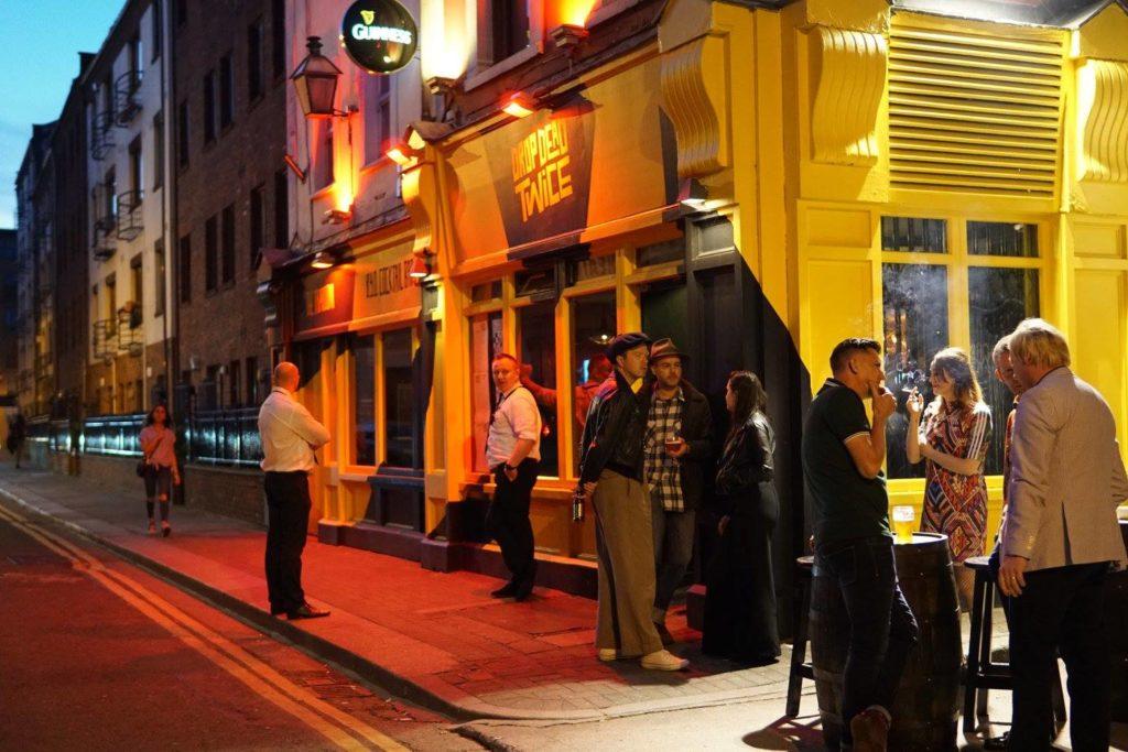 Drop Dead Twice, bar avec des concerts à Dublin.