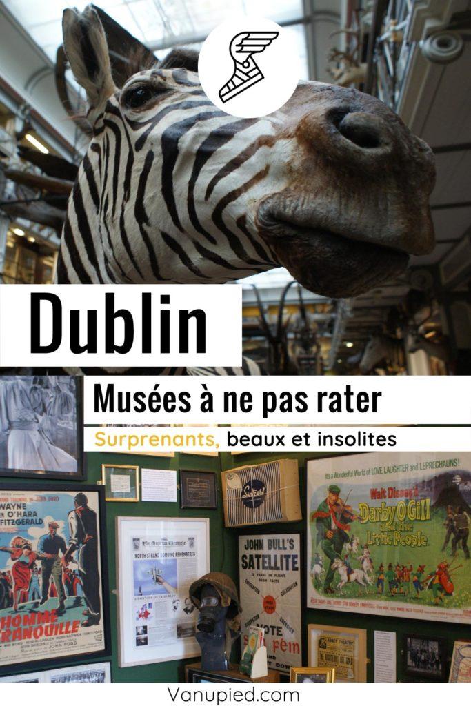 Musées de Dublin à ne pas rater !
