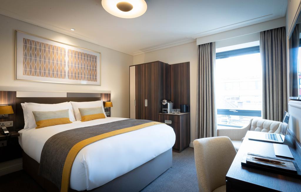 Hotel 7 à Dublin, très bonne adresse à un super rapport qualité/prix.
