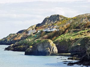 Autour de Dublin : Howth, Killiney, Monkstown