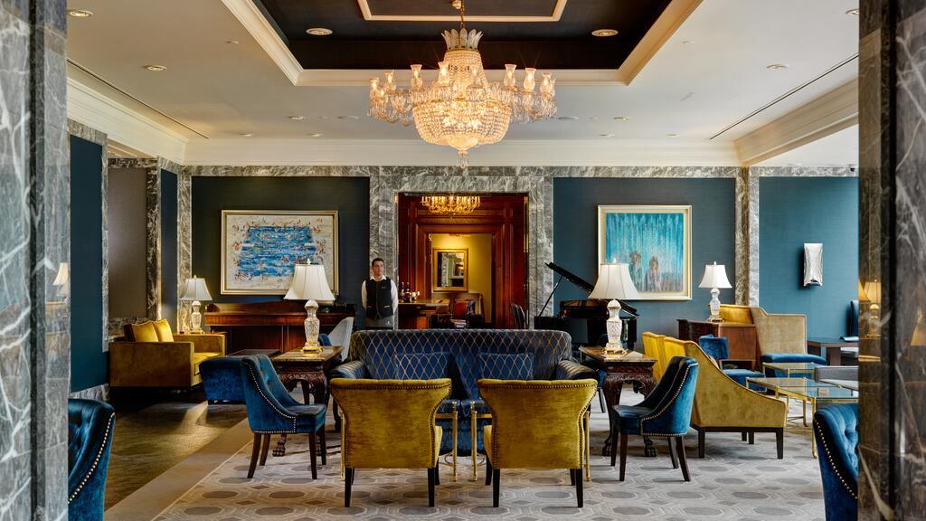 Hotel de charme au Intercontinental hotel à Dublin.