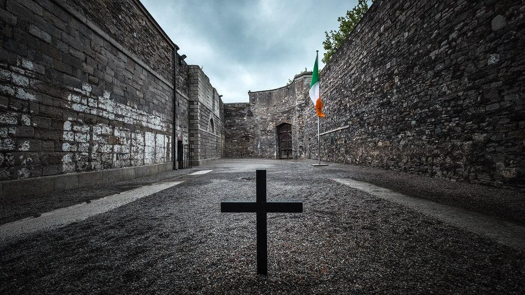 Prison de Dublin : Kilmainham, symbole de la lutte pour l'indépendance [Kilmainham]