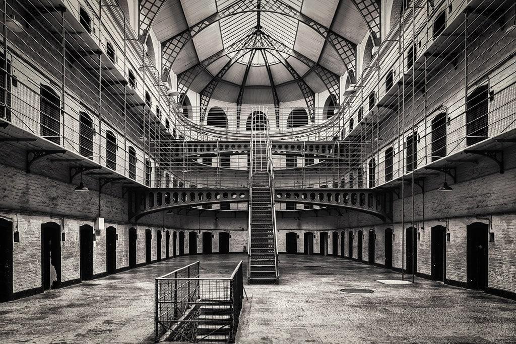 Prison de Dublin - Photo de Shawn Harquail