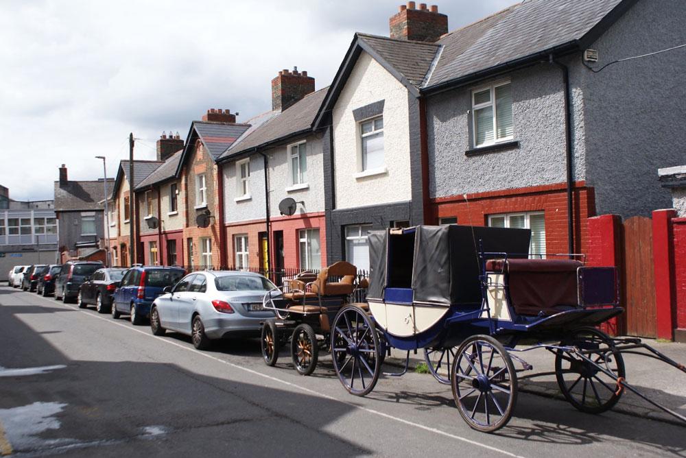 Quartier de Liberties à Dublin : Populaire et surprenant