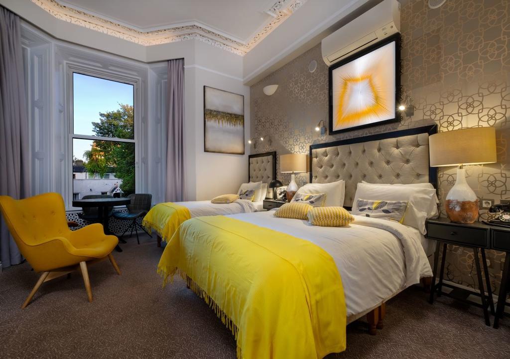 Roxford Lodge Hotel à Dublin : Design et spacieux.