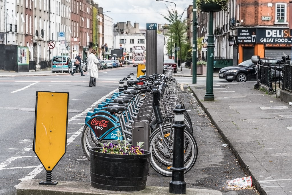 Location de vélo à Dublin - Photo de William Murphy