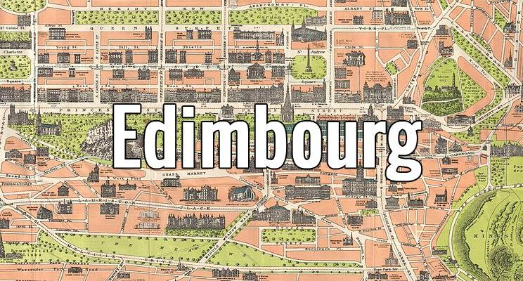 Visiter Edimbourg - Tourisme en Ecosse : Que voir et faire en 2, 3 jours [2017]