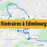 Visiter Edimbourg en 2 jours : Itinéraires de balades à télécharger