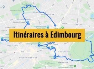Visiter Edimbourg en 3 jours : Itinéraire complet à télécharger