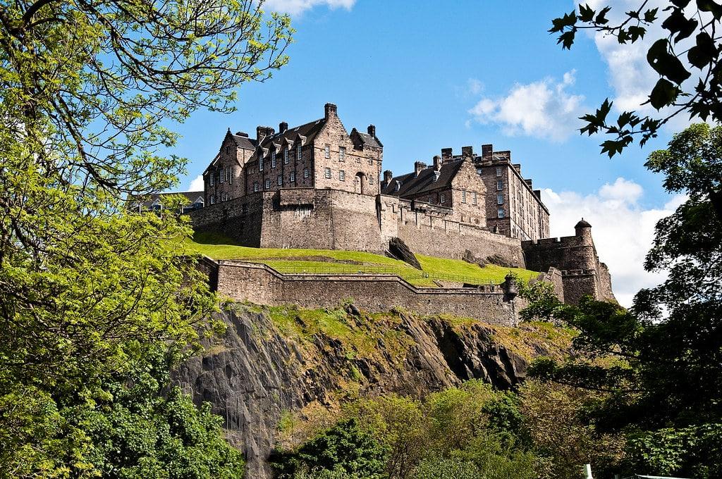 Château d'Édimbourg, un panorama sur la ville et sur l'Histoire [Old Town]