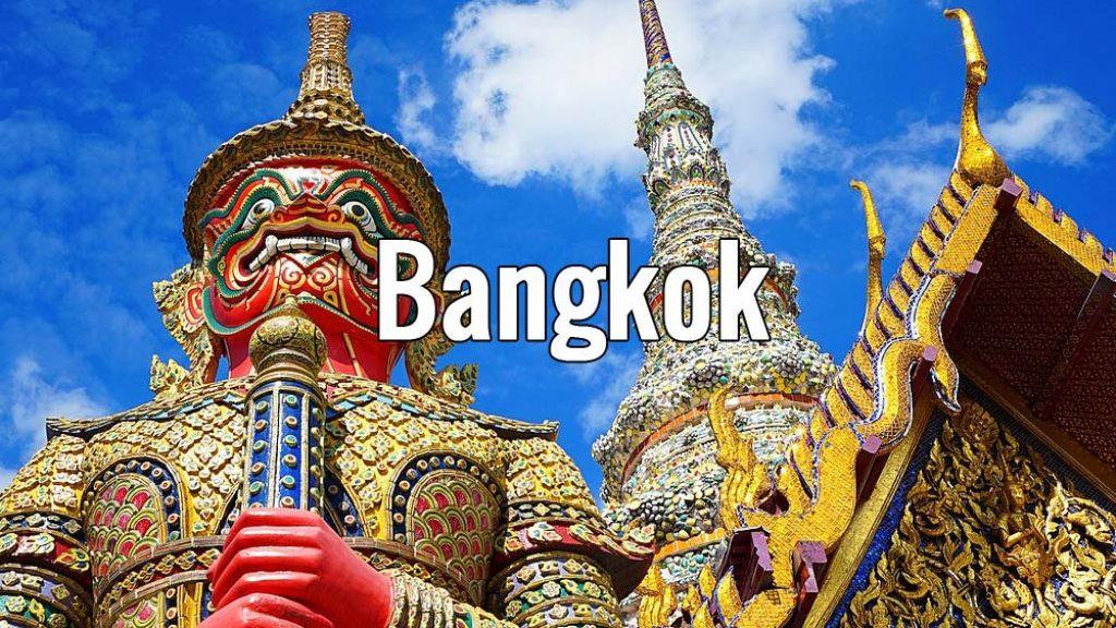 Visiter Bangkok en Thaïlande pendant 2 ou 3 jours - Photo de Chaiyathat