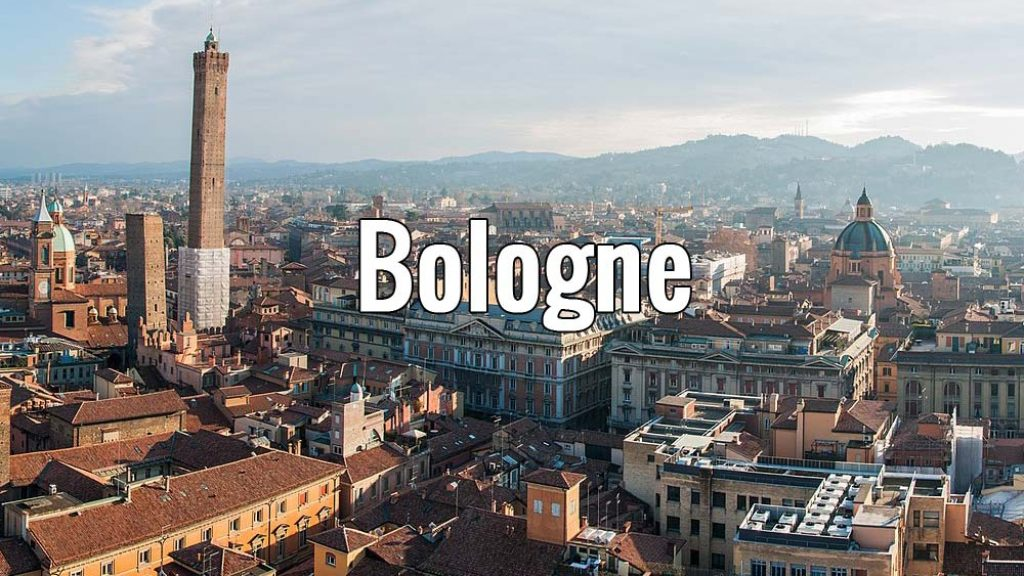 Visiter Bologne en Italie pendant un week-end ou plus. Photo de Roberto Carisi
