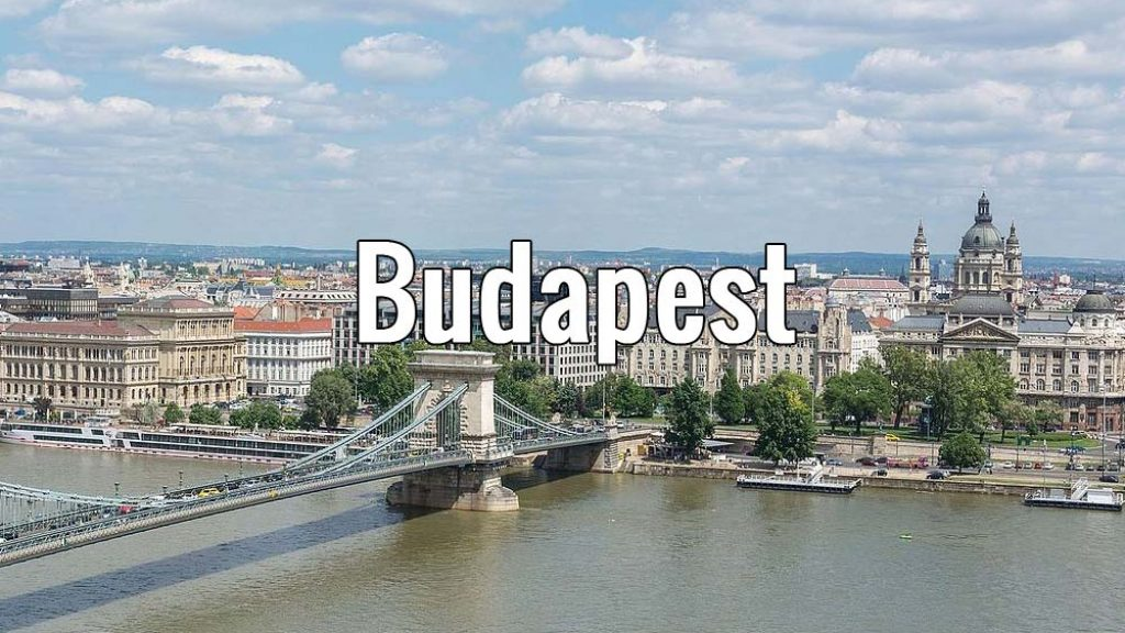 Visiter Budapest en Hongrie pendant un week-end ou plus. Photo de Nikola Karaneschev