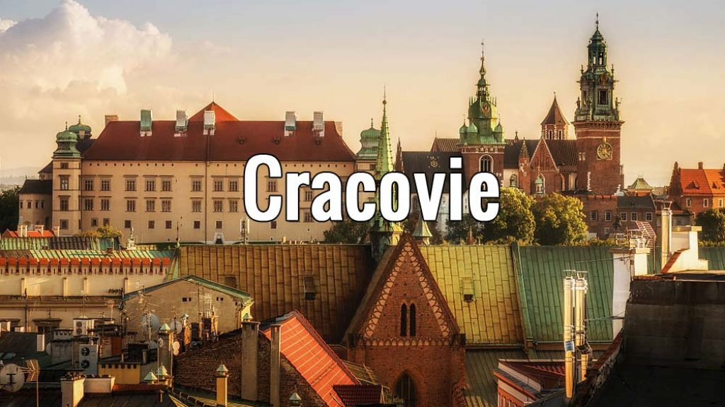 Visiter Cracovie en Pologne pendant un week-end ou plus. Photo de Qvidemus