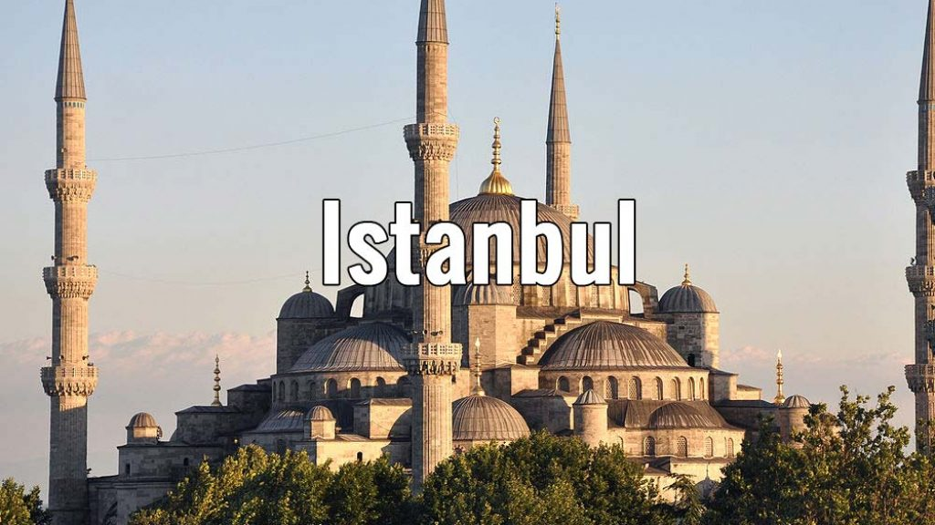 Visiter Istanbul en Turquie pendant un week-end ou plus. Photo de Moonik