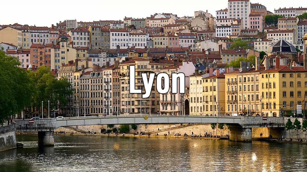 Visiter Lyon en France pendant un week-end ou plus - Photo de Pedro Szekely