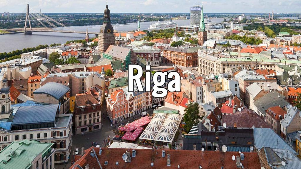 Visiter Riga en Lettonie pendant un week-end ou plus. Photo de Diego Delso