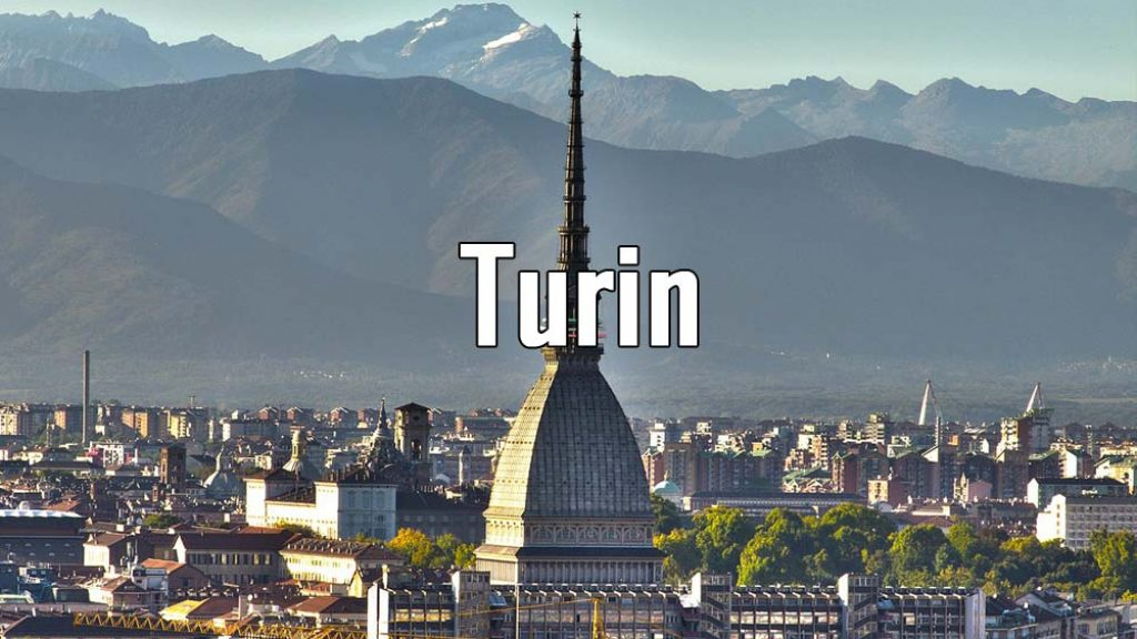 Visiter Turin en Italie pendant un week-end ou plus. Photo de Leonardo Pires