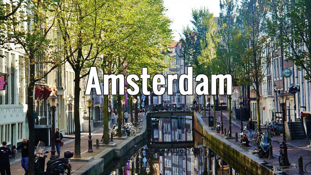 Visiter Amsterdam en 1, 2 ou 3 jours - Guide de tourisme aux Pays-Bas - Photo de Zairon