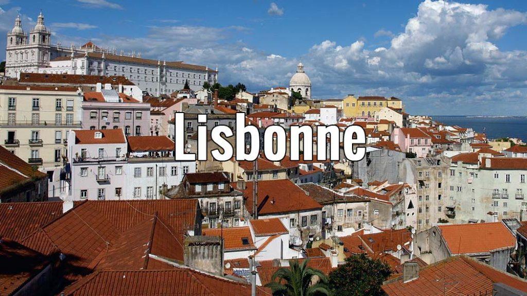 Visiter Lisbonne au Portugal pendant un week-end ou plus. Photo d'Aubry Francon