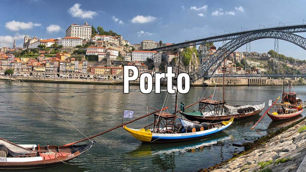 Visiter Porto au Portugal pendant un week-end ou plus. Photo de Fernando Gonzalez Sanz