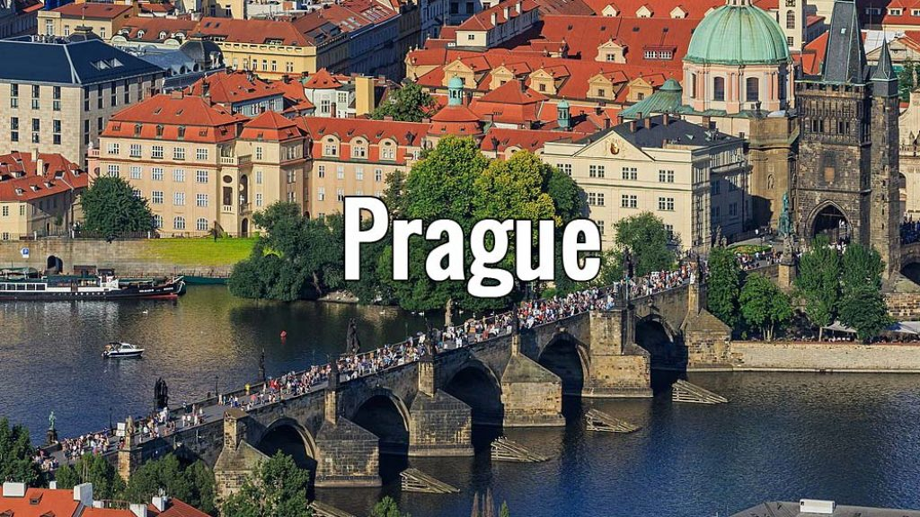 Visiter Prague en Tchéquie pendant un week-end ou plus. Photo d'A.Savin